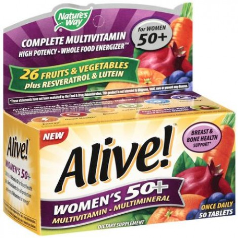 Alive!® Once Daily Women's Ultra Potency