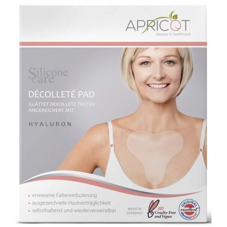 APRICOTs Anti Aging Silicone care Premium Décolleté Pad
