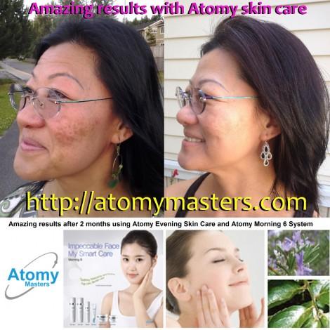 Atomy Evening Care 4set