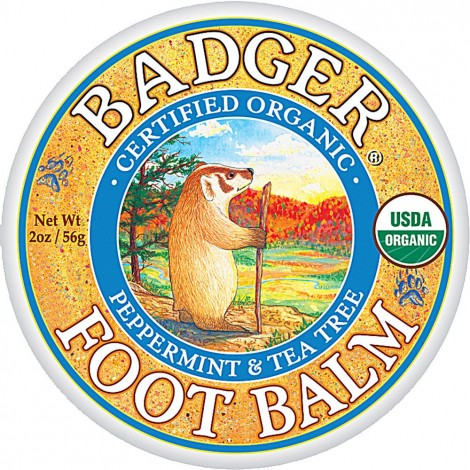 Badger Foot Balm - Dry Cracked Feet