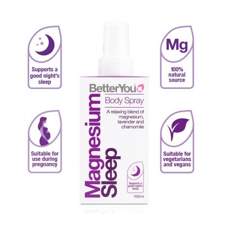 BetterYou Magnesium Sleep
