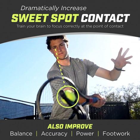 Billie Jean King's Eye Coach Tennis Training System