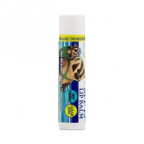 Clear Zinc Oxide Sunscreen Lip Balm
