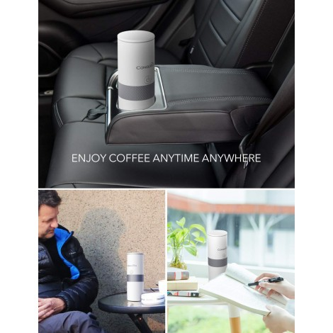 CONQUECO Portable Coffee Espresso Maker