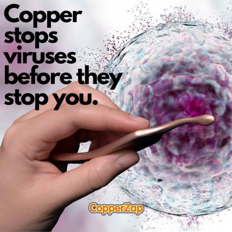 CopperZap Natural Cold Prevention