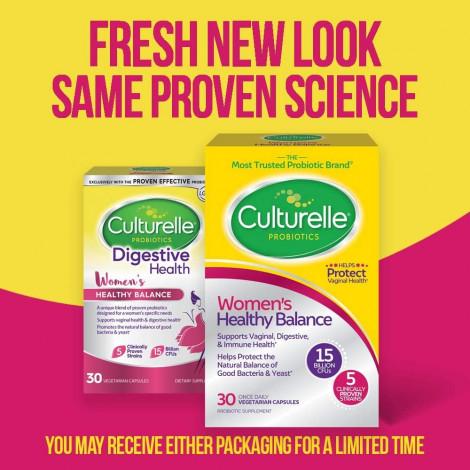 Culturelle Daily Probiotic