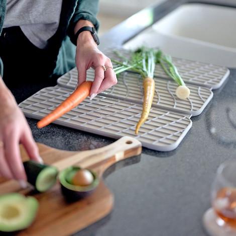 Dorai - Mold-Free Dish Rack & Pad