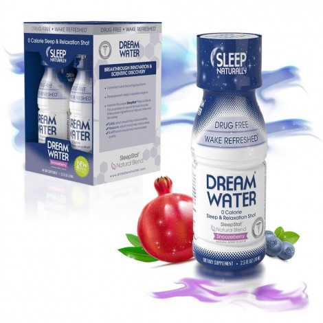 Dream Water Natural Sleep Aid