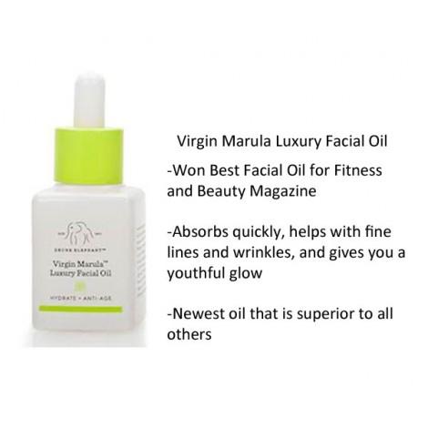 Drunk Elephant Virgin Marula™ Luxury Facial Oil