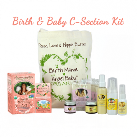 Earth Mama Baby Angel - Birth & Baby Kit
