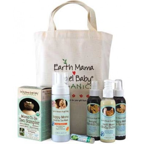 Earth Mama Baby Engel - Pregnancy Essentials Bundle