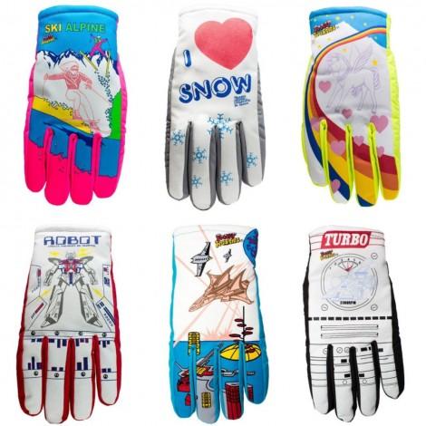 Freezy Freakies gloves