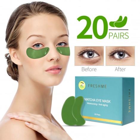 FRESHME Matcha Eye Mask