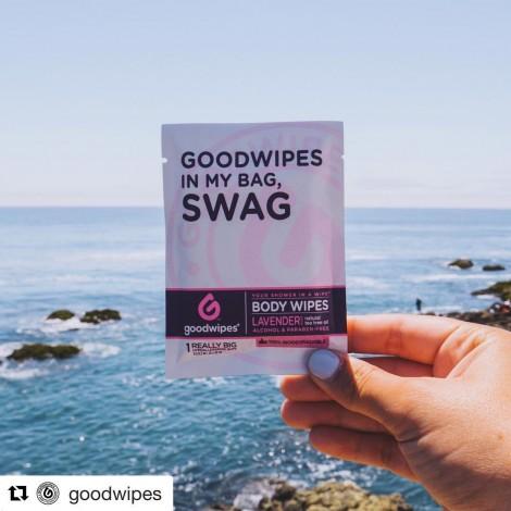 Goodwipes Body Wipes - Wet Wipes