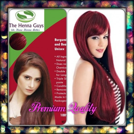 Henna Guys - Natural Henna Powder Hair Dye