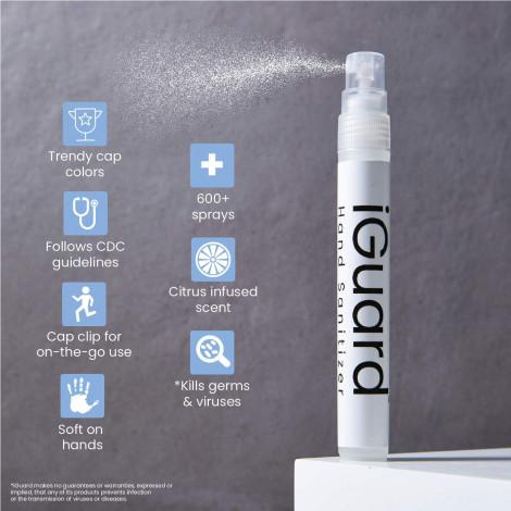iGuard - Hand Sanitizer Spray On The Go
