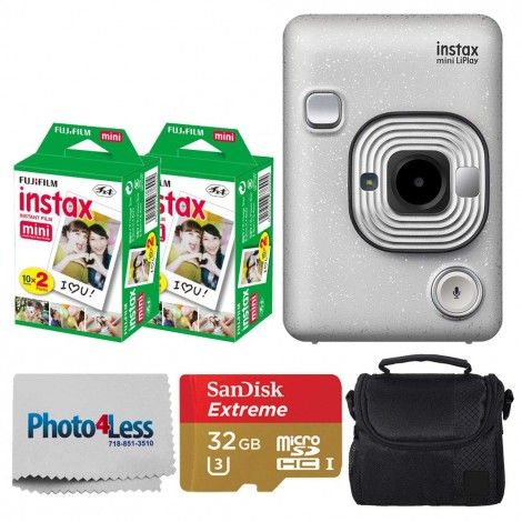 Instax Mini Liplay Instant Camera