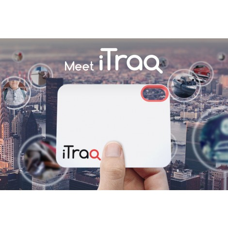 iTraq - The Cellular Tracking Device