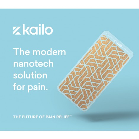Kailo - Future of Pain Relief