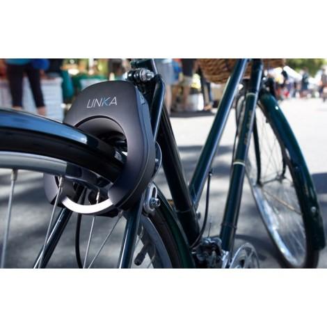 LINKA Smart Bike Lock