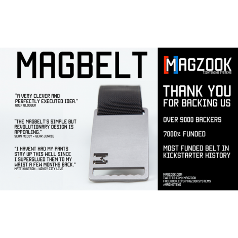 MAGBELT - magnetic belt