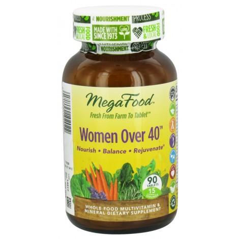 MegaFood Women Nourish  Balance  Energy