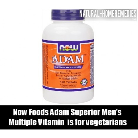 Now ADAM™ Superior Men's Multiple Vitamin