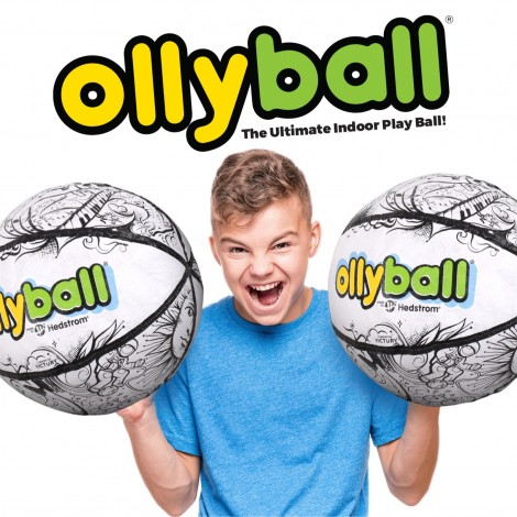 OLLYBALL - THE ULTIMATE INDOOR PLAY BALL