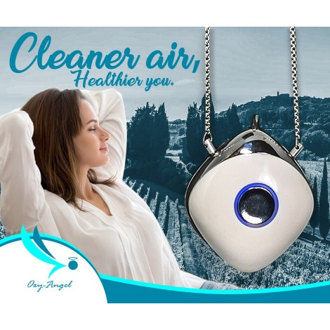 Oxy-Angel PERSONAL AIR PURIFIER