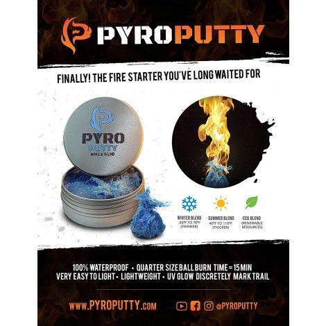 Phone Skope - PYRO PUTTY FIRE STARTER
