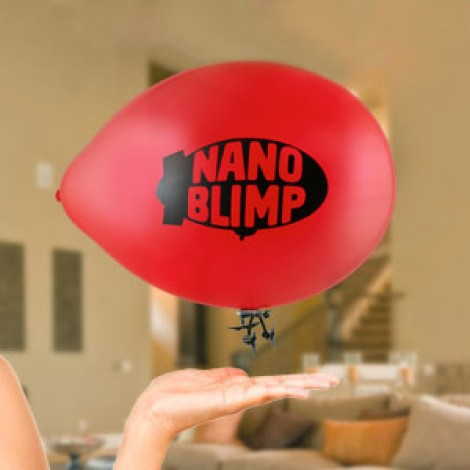 Plantraco's Nanoblimp