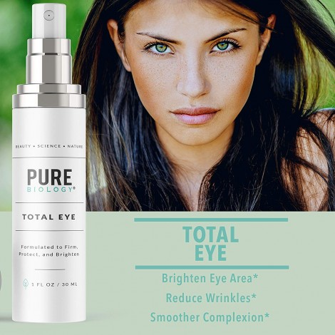 Pure Biology - Premium Total Eye Cream