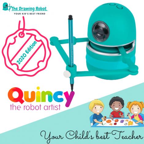 Quincy THE ROBOT ARTIST
