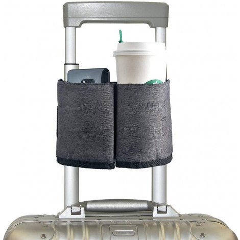 riemot Luggage Travel Cup Holder