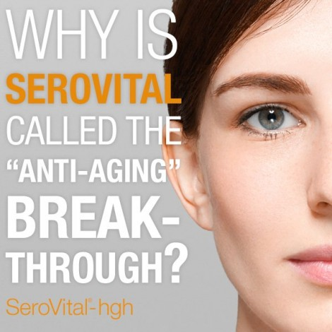 Serovital Hgh Anti Aging Supplement