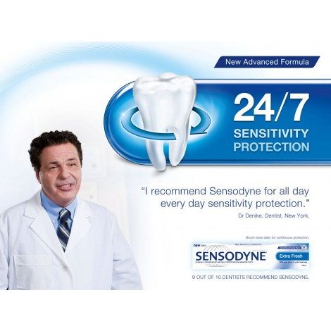 Sesodyne Toothpaste Plus