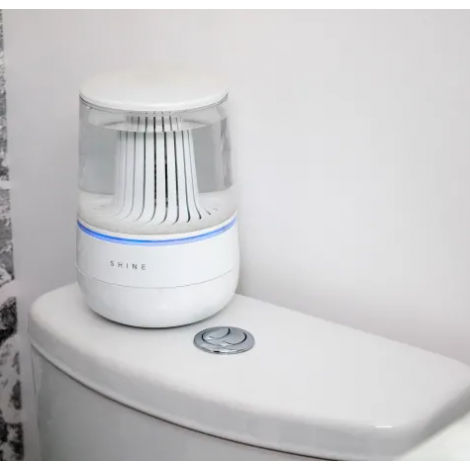 Shine - Automate Toilet Cleaning