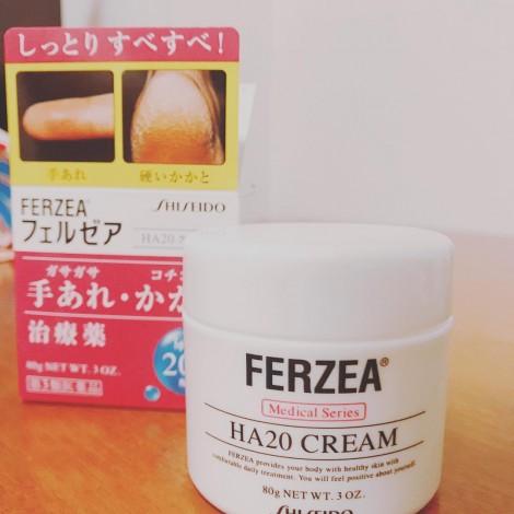 Shiseido Ferzea Skin care