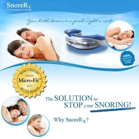 SnoreRx