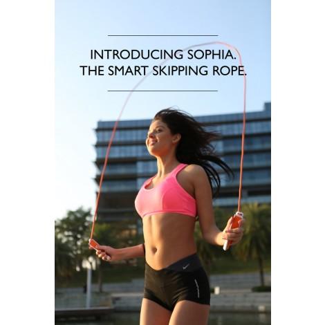 Sophia - the smart skipping rope