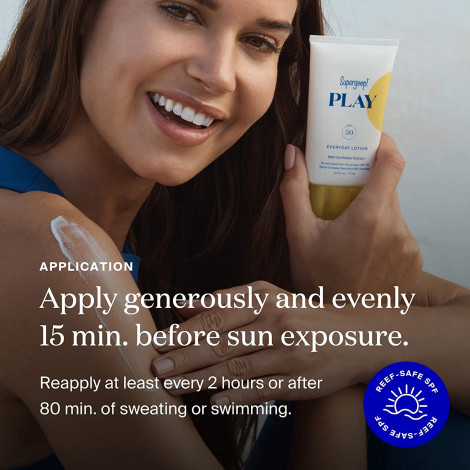 Supergoop PLAY Everyday Lotion SPF 50 PA