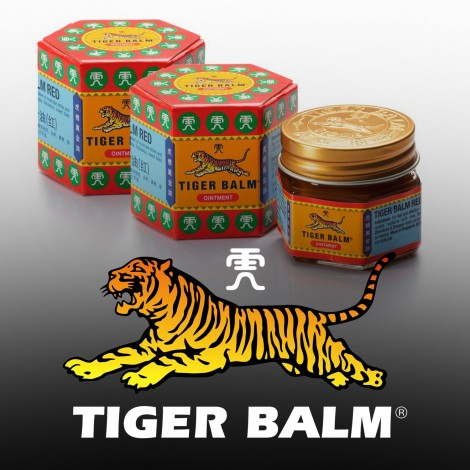 Thai tiger balm - Cures Almost Everything