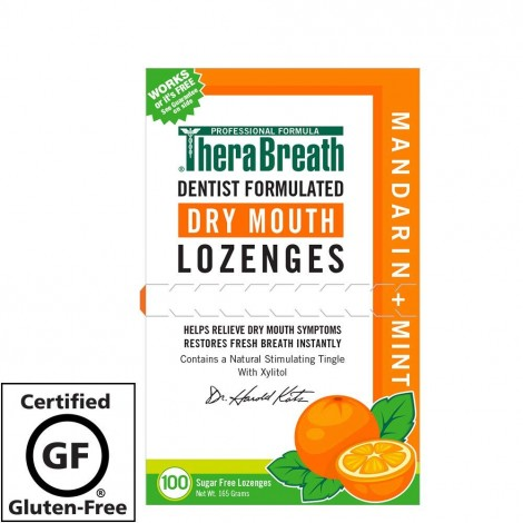 TheraBreath – Dry Mouth Lozenges