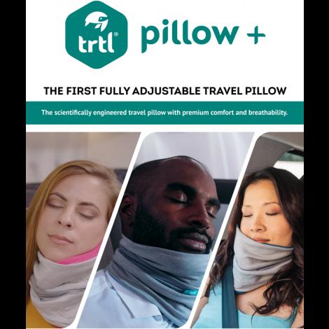 Trtl Pillow Plus - Adjustable Travel Pillow