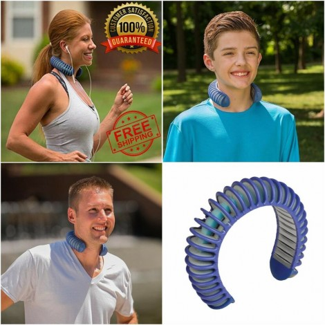 Ucool Neck Cooler Body & Neck Cooling Band