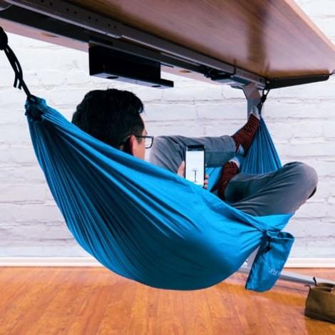 Uplift Desk - Under Desk Hammock