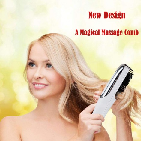 Yeamon - Scalp Massager Anti Hair Loss Hair Growth Comb