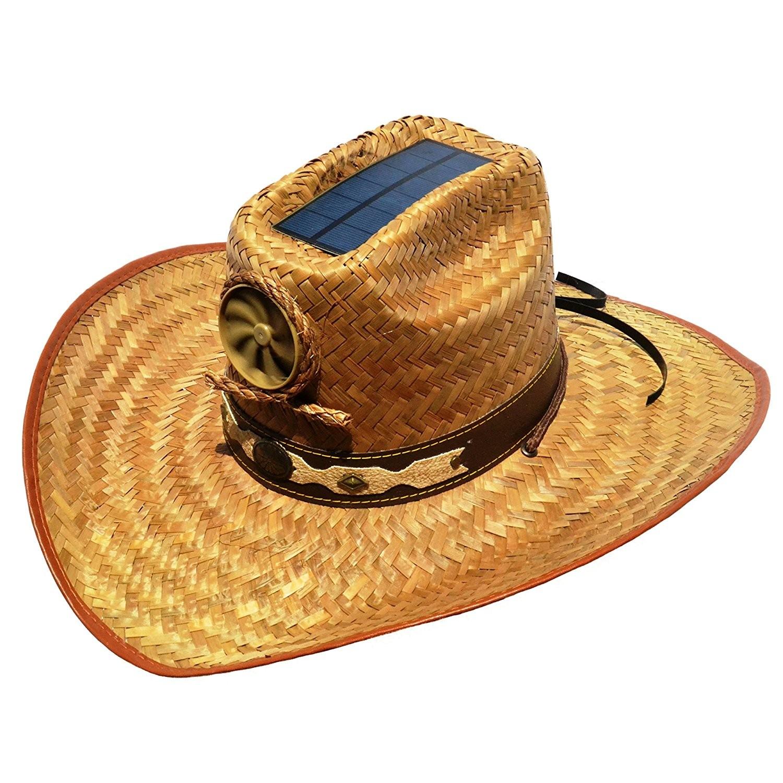 dd07ea1f4 Kool Breeze Solar Hat