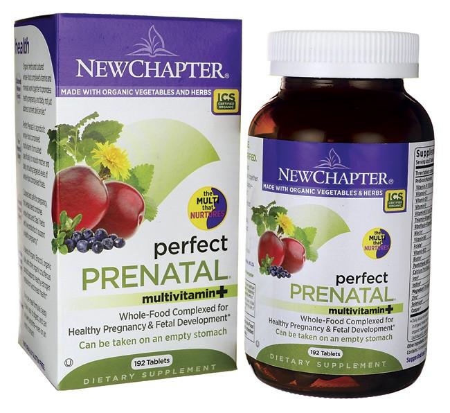 New chapter prenatal vitamins review