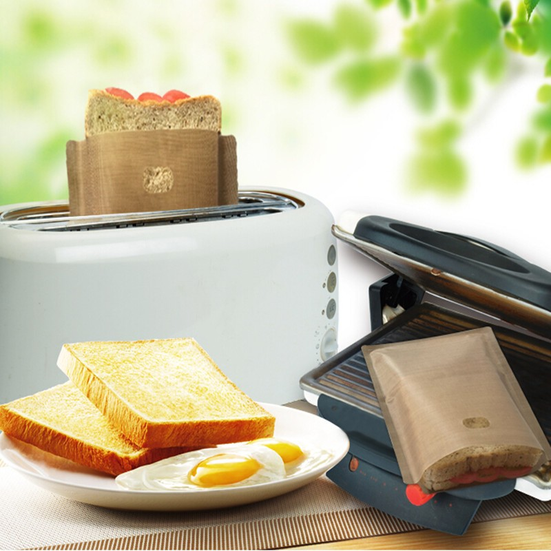 Non Stick And Reusable Toaster Bags